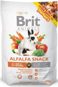 Brit Animals Alfa Snack 100g - przysmak