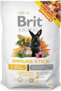 Brit Animals Immune Stick 80g - przysmak