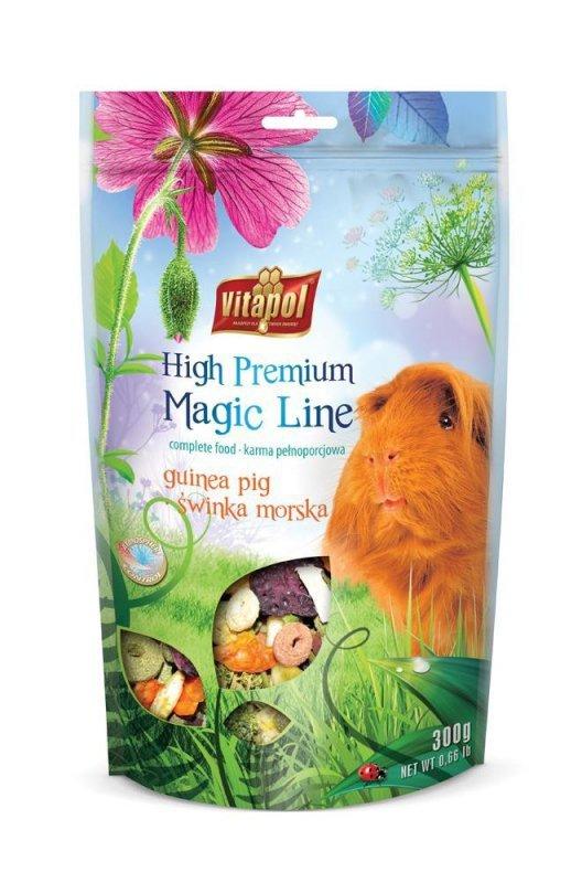 VITAPOL Pokarm Magic dla Świńki 300g