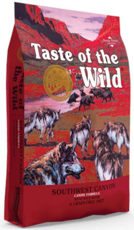 Taste of the Wild Southwest Canyon 12,2kg