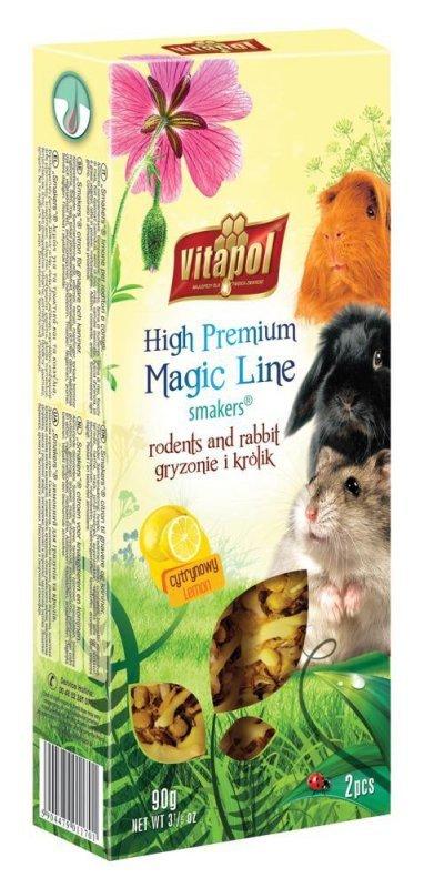 VITAPOL Kolby z cytryną dla gryzoni i królików