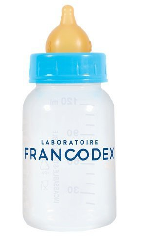 Francodex Butelka do karmienia 120ml