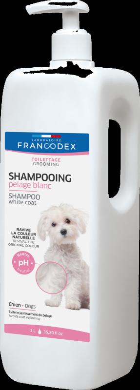 Francodex Szampon do białej sierści 1L
