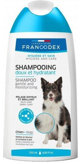 Francodex szampon łagodnie nawilżający 250ml