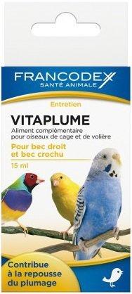 Francodex Witaminy na piórka dla ptaków 15ml