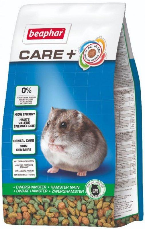 Beaphar  Care+ Hamster 700g - Chomik dżungalski