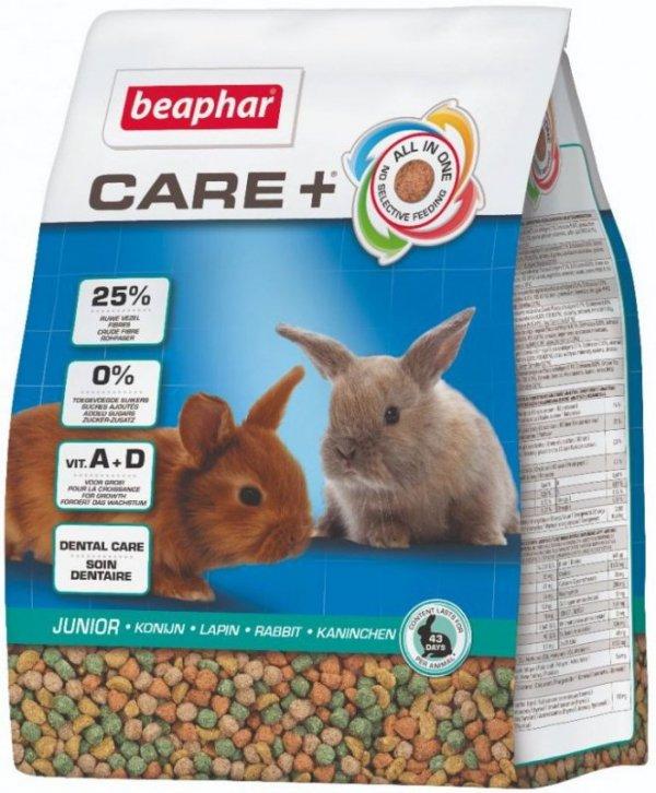 Beaphar Care+ Rabbit Junior 1,5kg