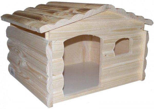 Zolux Domek drewniany góralski dla królika