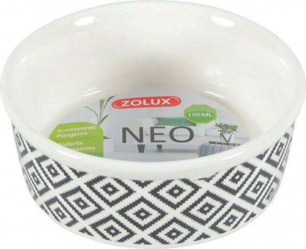 Zolux Miska gres dla gryzonia NEO 150ml beżowa