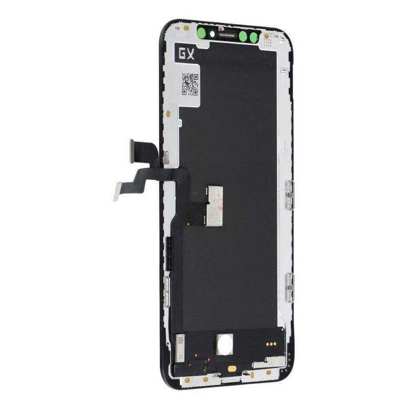 Wyświetlacz do iPhone Xs  z ekranem dotykowym czarnym HQ hard OLED GX-XS!!
