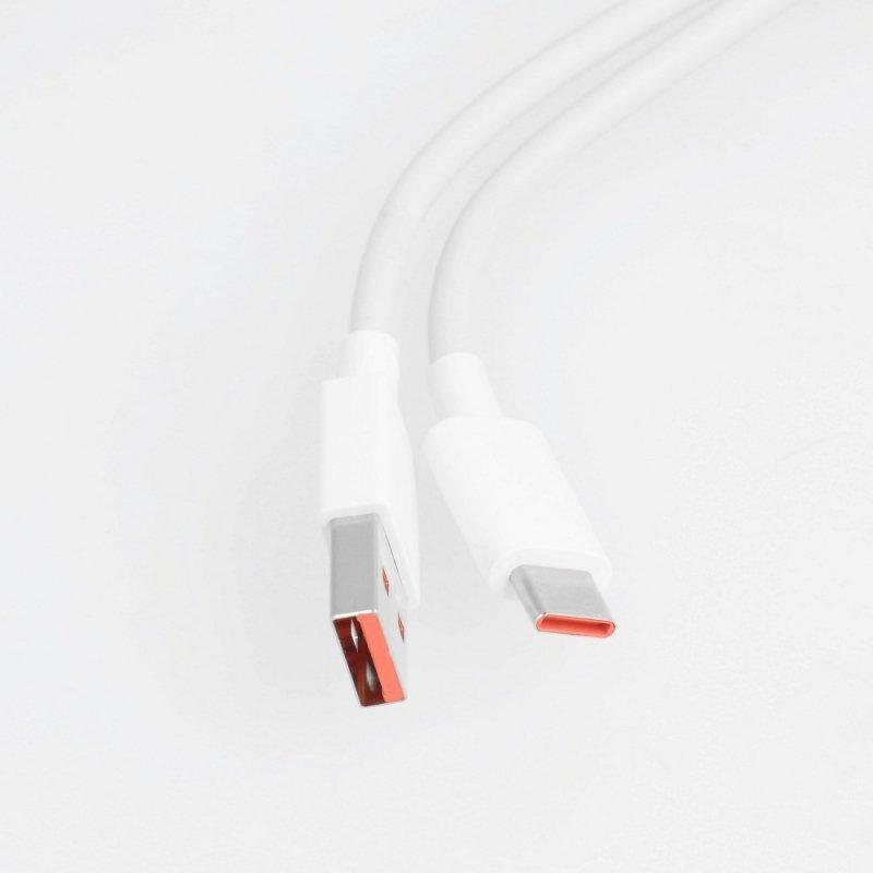 Oryginalny Kabel USB - Xiaomi USB typ C 6A (Mi 11 Ultra) bulk
