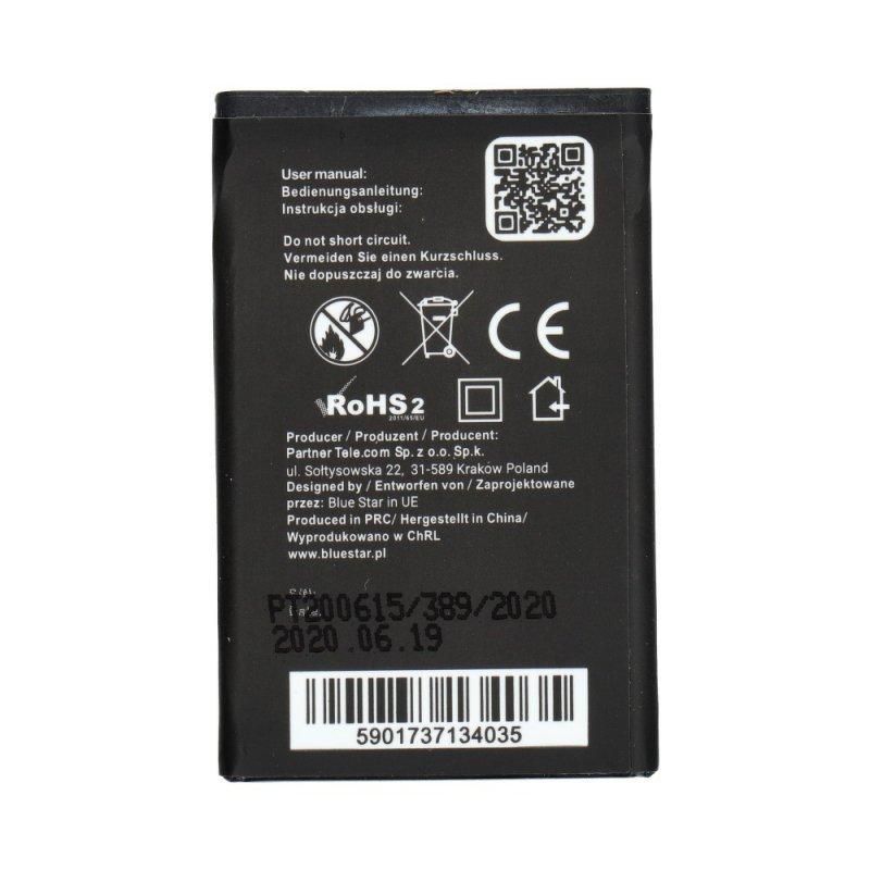 Bateria do LG KU380/KP100/KP320/KP105/KP115/KP215 800 mAh Li-Ion Blue Star