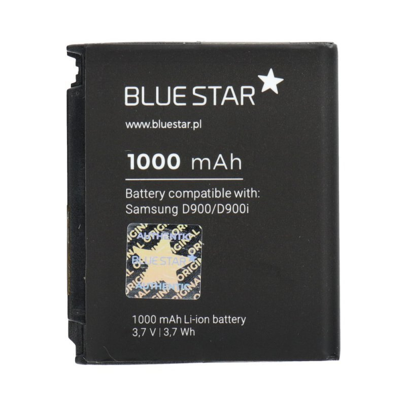 Bateria do Samsung D900/D900i 1000 mAh Li-Ion Blue Star PREMIUM