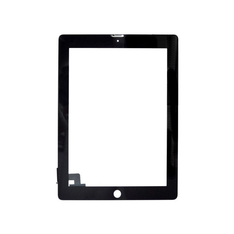 Ekran Dotykowy iPad 3 / iPad4 czarny (19) (  A1403, A1416, A1430, A1458, A1459, A1460 )