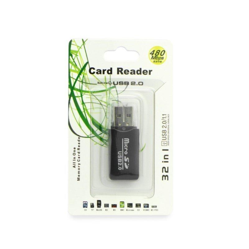 Czytnik kart pamięci MICRO SD 2.0
