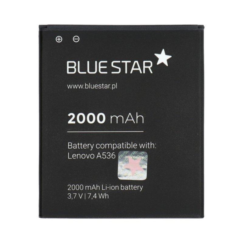 Bateria do Lenovo A536 2000mAh Li-Poly Blue Star PREMIUM