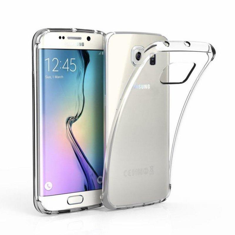 Futerał Back Case Ultra Slim 0,5mm do SAMSUNG Galaxy S6 EDGE (SMG925F)