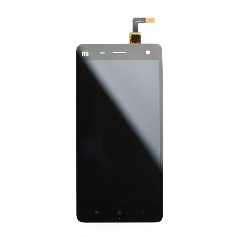 Wyświetlacz  do Xiaomi MI 4 z ekranem dotykowym czarnym