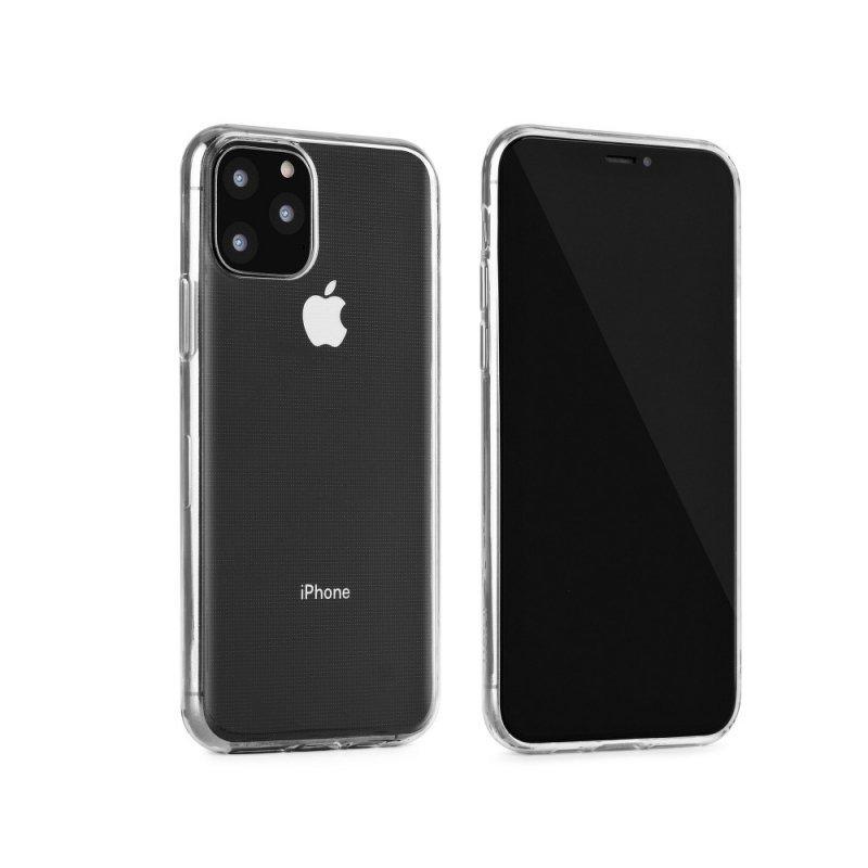 Futerał Back Case Ultra Slim 0,3mm do NOKIA 3.1 ( 3 2018 ) transparent