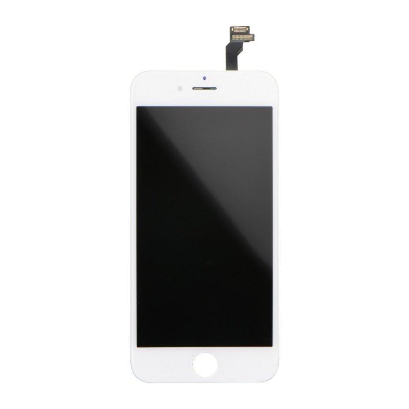 """Wyświetlacz do iPhone 6 4,7""""  z ekranem dotykowym białym (Kingwo)"""