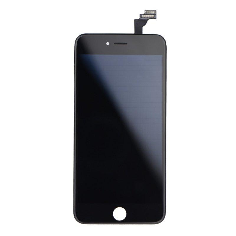 """Wyświetlacz do iPhone 6 5,5""""  z ekranem dotykowym czarnym (Kingwo)"""