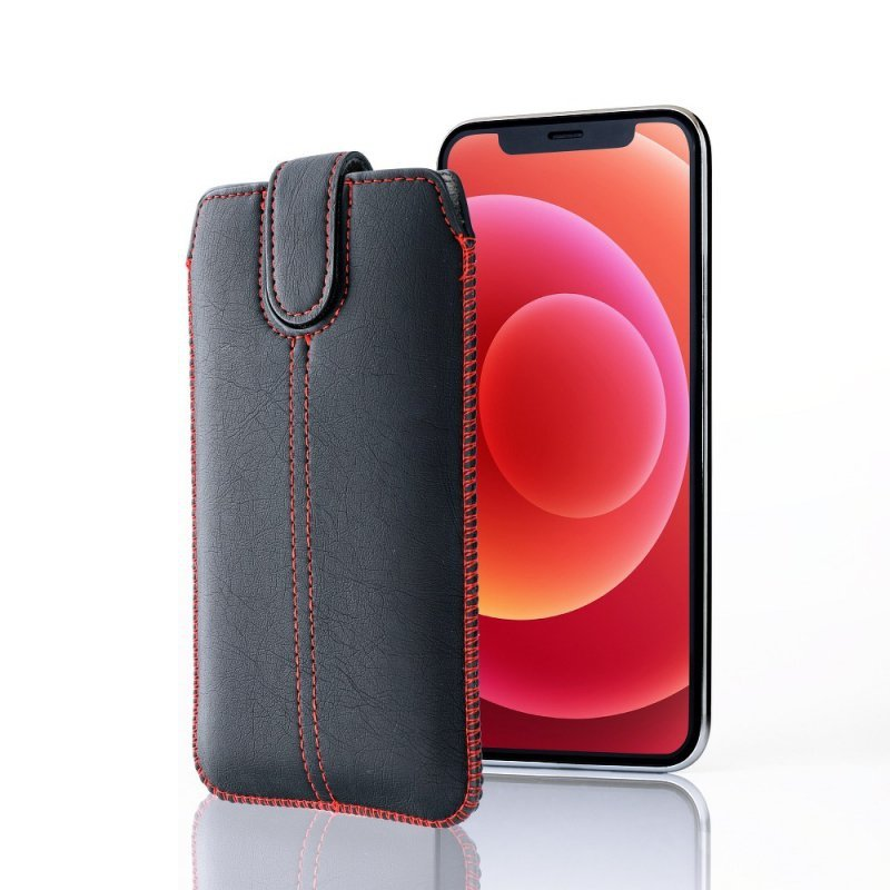 Forcell Ultra Slim M4- do Iphone XR/11 czarny