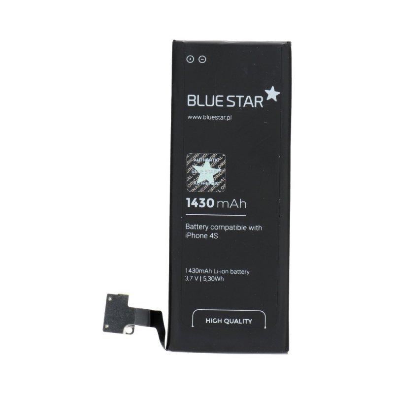 Bateria do iPhone 4s 1430 mAh Polymer Blue Star HQ