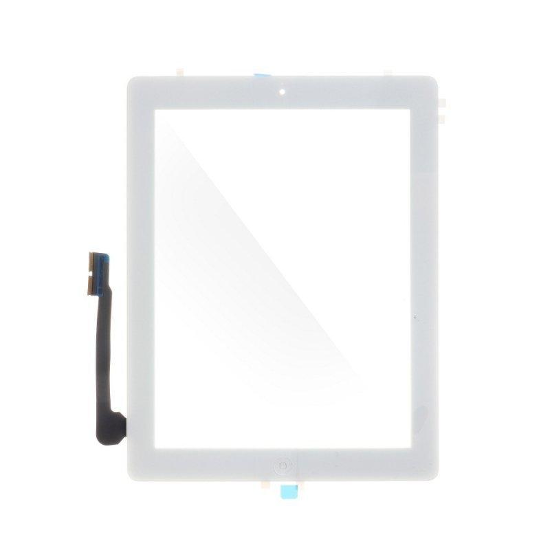 Ekran dotykowy z przyciskiem home EQ Ipad 3 biały ( A1403, A1416, A1430 )