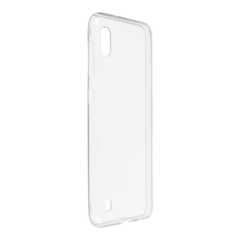 Futerał Back Case Ultra Slim 0,3mm do SAMSUNG Galaxy A10 transparent