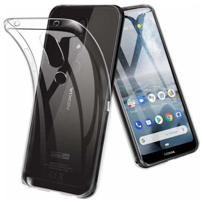 Futerał Back Case Ultra Slim 0,5mm do NOKIA 4.2