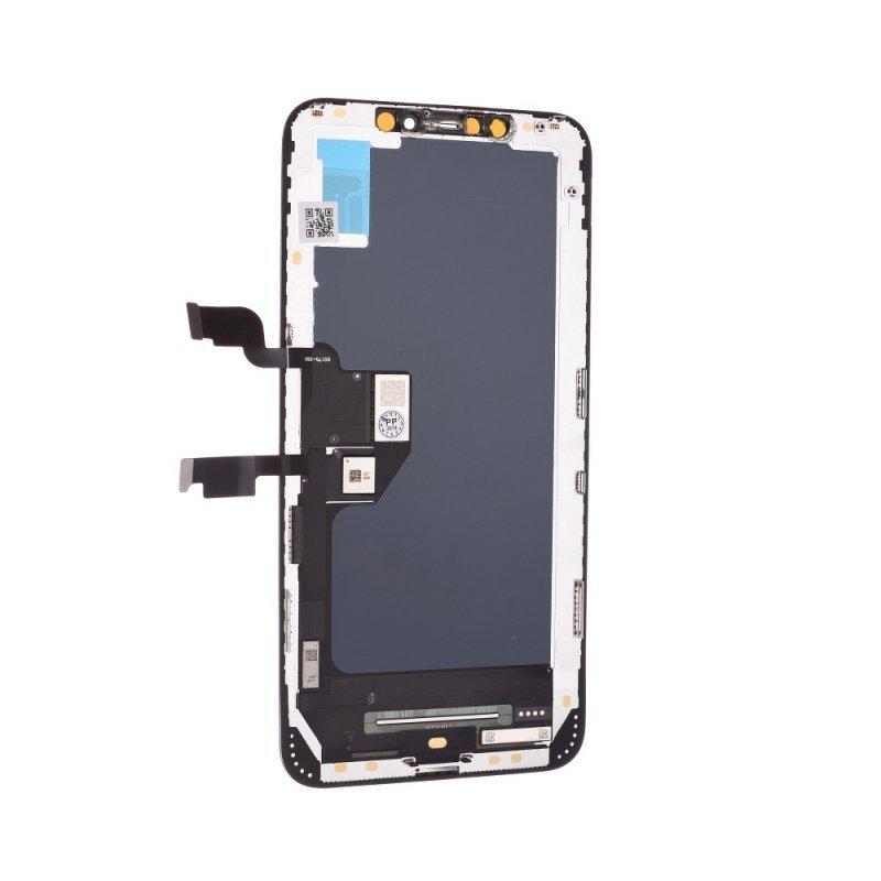 Wyświetlacz do iPhone Xs Max z ekranem dotykowym czarnym (Tianma Incell AAA)