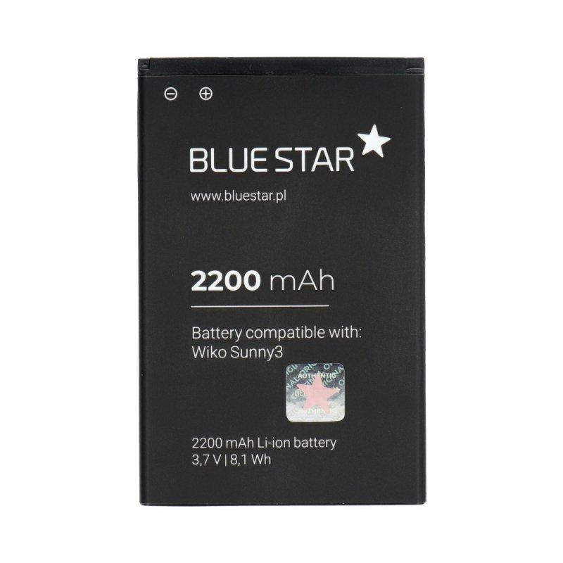 Bateria do Wiko Sunny 3 2200 mAh Li-Ion Blue Star