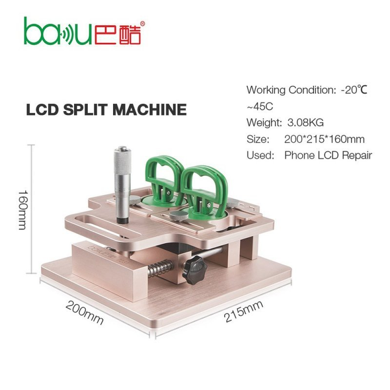 Separator do naprawy LCD BK-7231