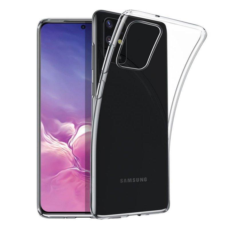 Futerał Back Case Ultra Slim 0,5mm do SAMSUNG Galaxy S20 Ultra / S11 Plus