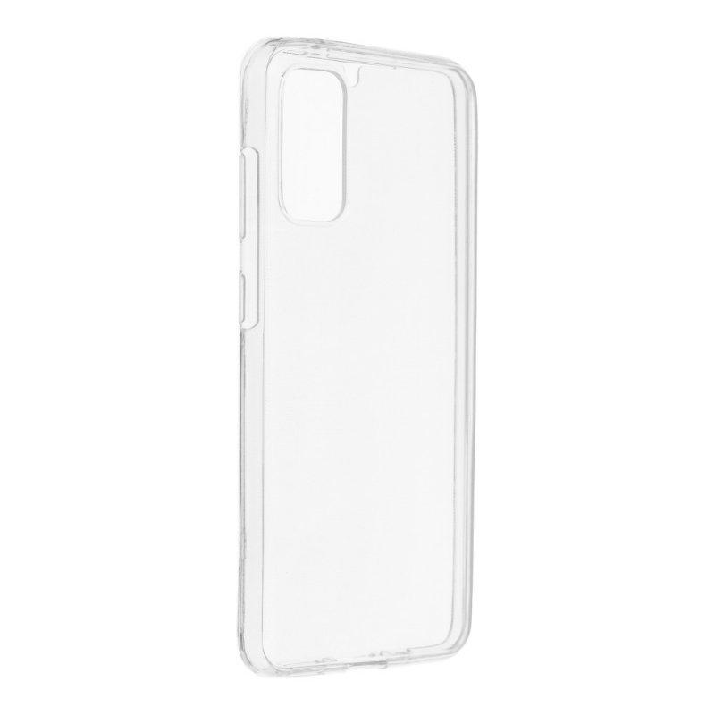 """Futerał 360"""" Ultra Slim Front+Back do SAMSUNG Galaxy S20 / S11e transparent"""