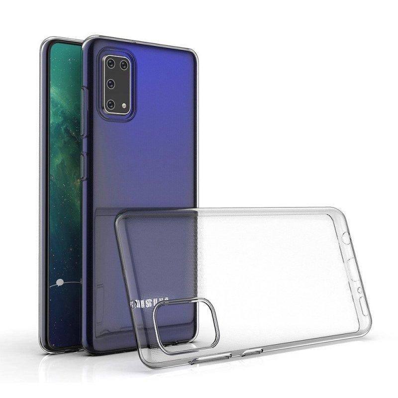 Futerał Back Case Ultra Slim 0,5mm do SAMSUNG Galaxy A31