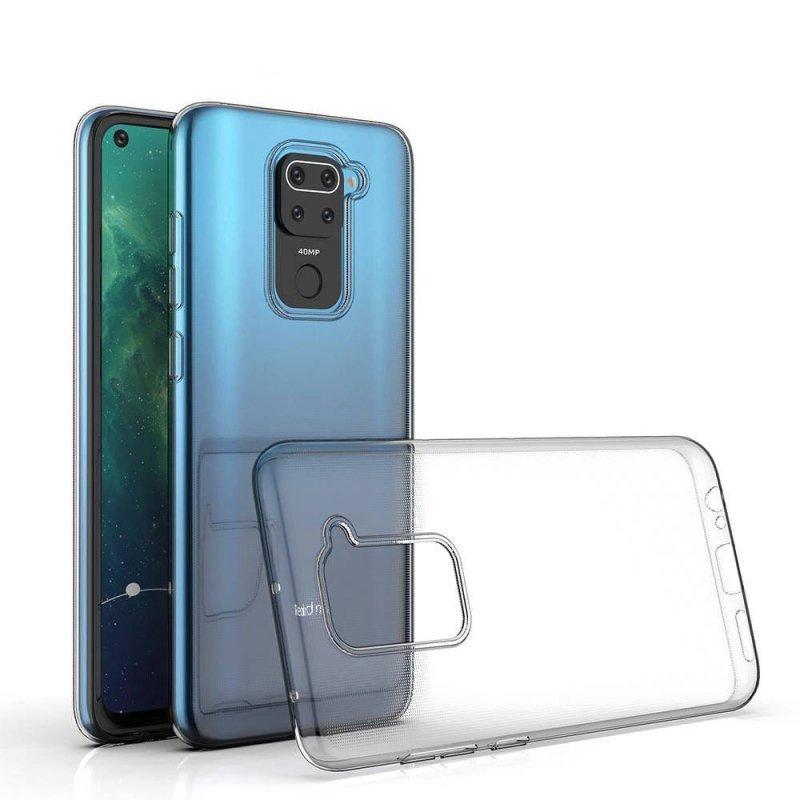 Futerał Back Case Ultra Slim 0,5mm do XIAOMI Redmi NOTE 9S