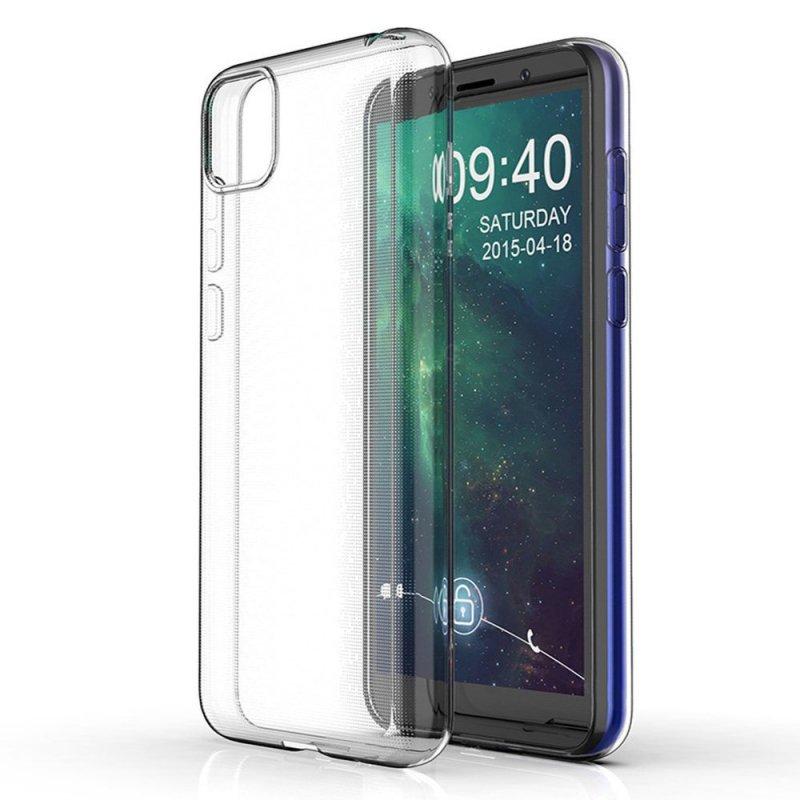 Futerał Back Case Ultra Slim 0,5mm do HUAWEI Y5P