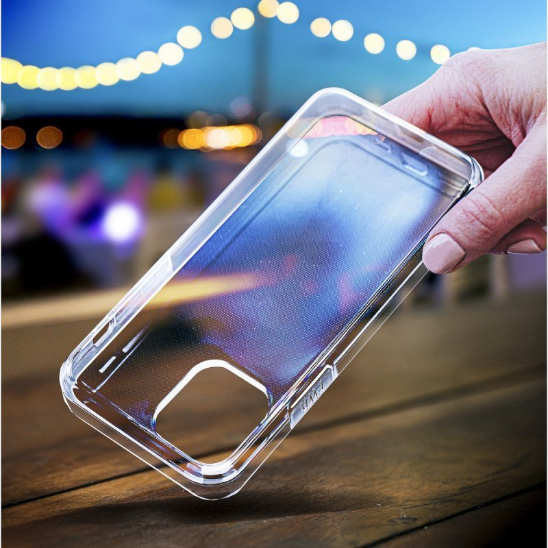 Futerał CLEAR CASE 2mm BOX do SAMSUNG Galaxy A21S