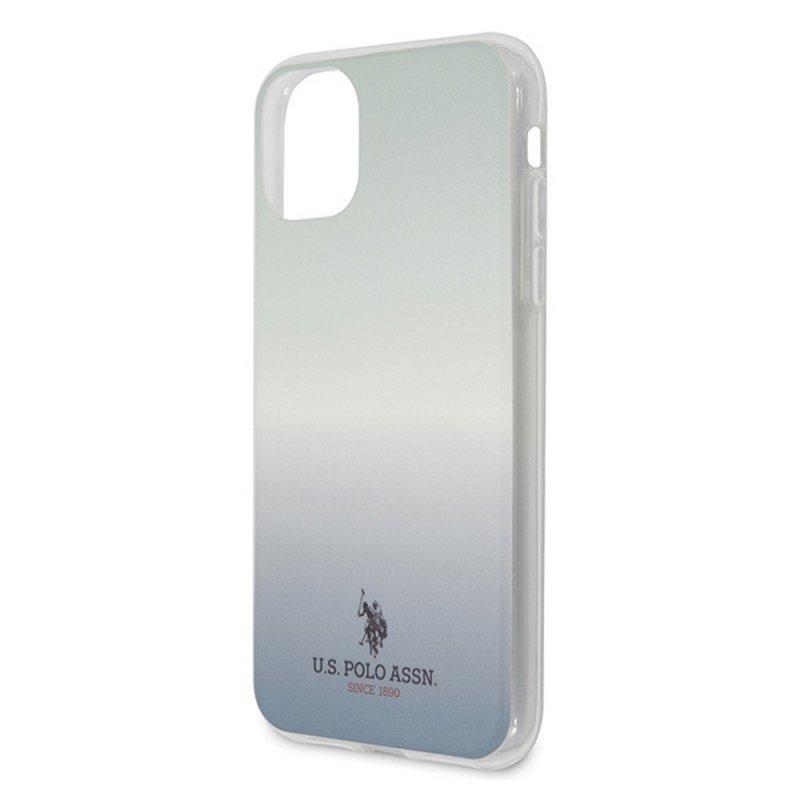 Oryginalne Etui US POLO Hardcase USHCN58TRDGLB do iPhone 11 Pro niebieski