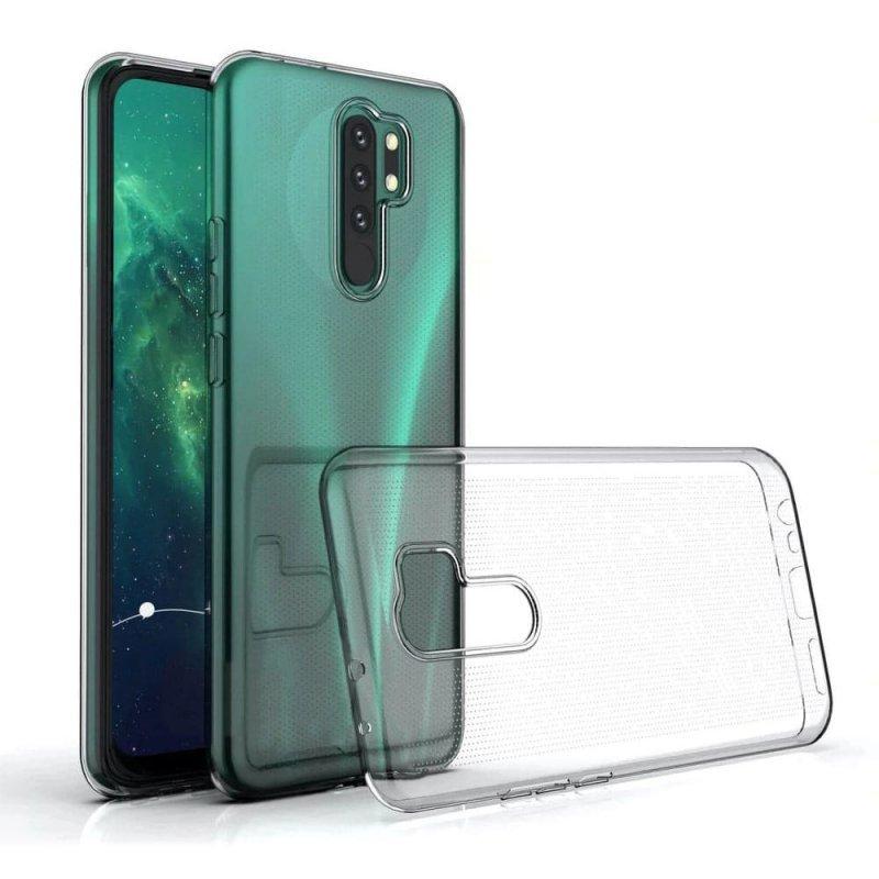 Futerał Back Case Ultra Slim 0,5mm do XIAOMI Redmi 9