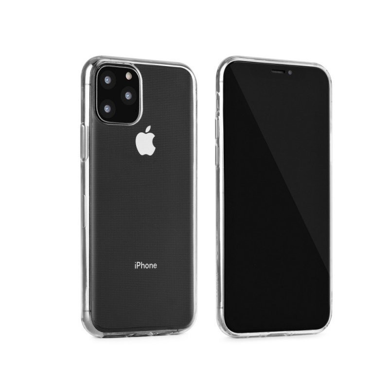 Futerał Back Case Ultra Slim 0,3mm do IPHONE 12 PRO MAX transparent