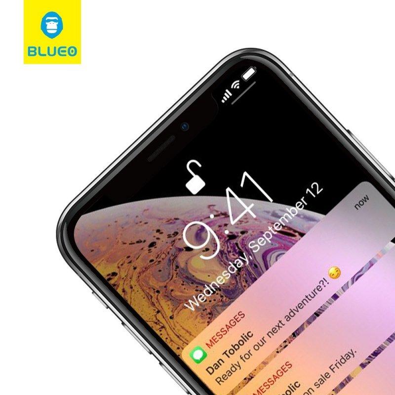 Szkło Hartowane 5D Mr. Monkey Glass - do Samsung Galaxy A50 / A30 / A20 czarny (Strong Lite)