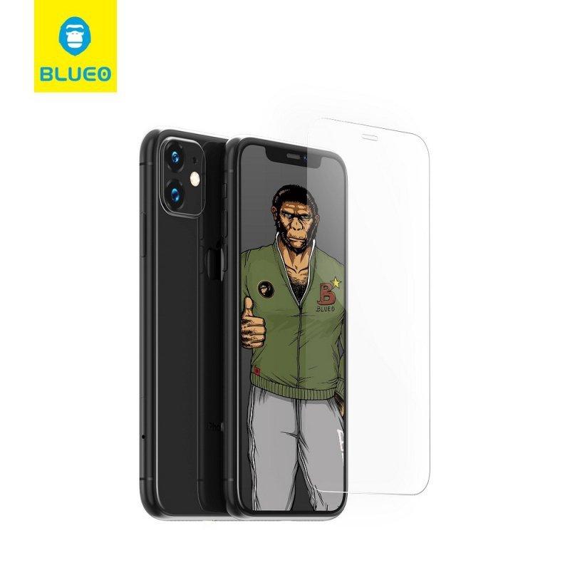 Szkło Hartowane 5D Mr. Monkey Glass - do Samsung Galaxy M21 czarny (Strong Lite)