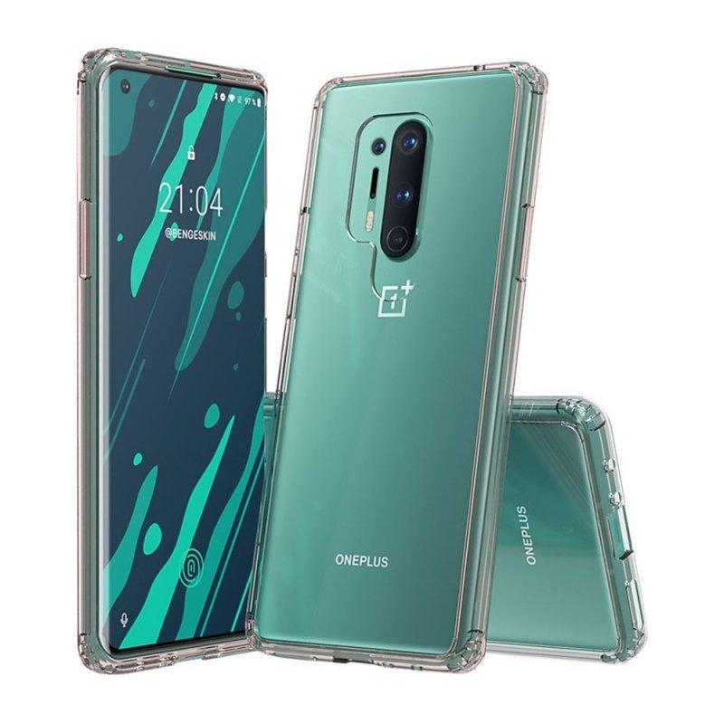 Futerał Back Case Ultra Slim 0,5mm do ONE PLUS 8 PRO
