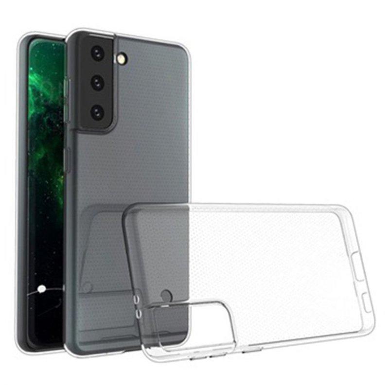 Futerał Back Case Ultra Slim 0,5mm do SAMSUNG Galaxy S21