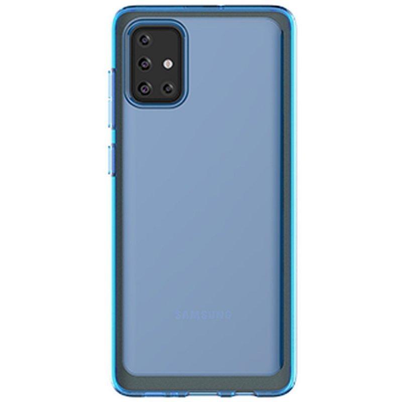Futerał ARAREE A - cover do SAMSUNG A71 niebieski