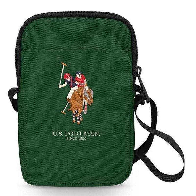 Torebka uniwersalna na telefon / portfel U.S. Polo / US Polo USPBPUGFLGN zielona