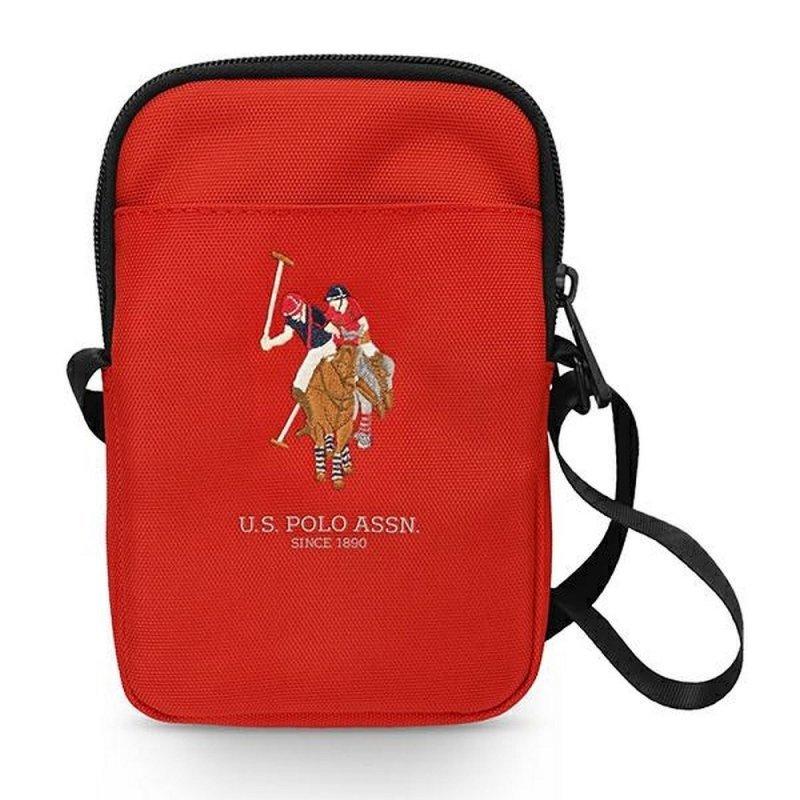 Torebka uniwersalna na telefon / portfel U.S. Polo / US Polo USPBPUGFLRE czerwona