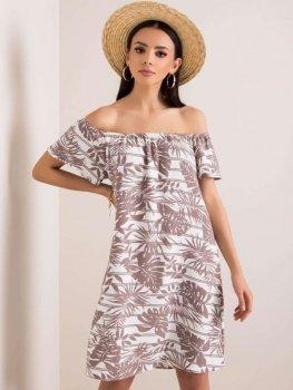 Sukienka-53-SK-9908.57-beżowy